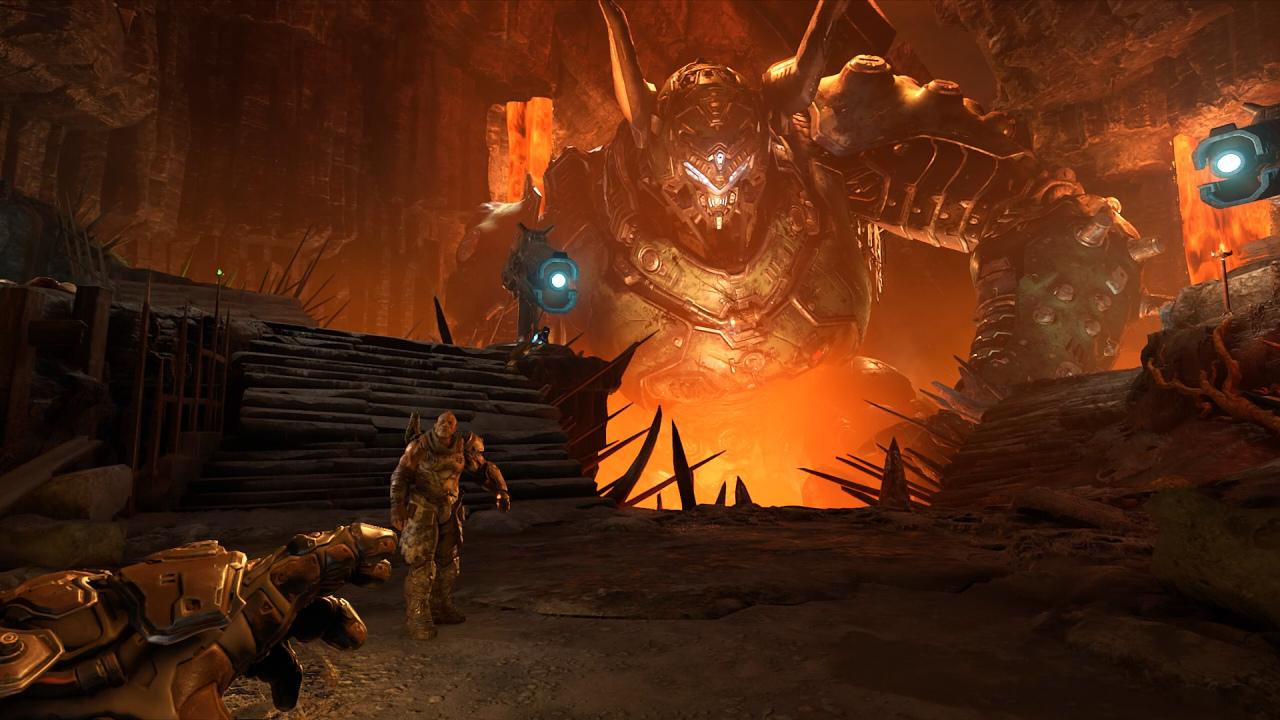 Doom Eternal ha generado más de 450 millones de dólares en menos de un año