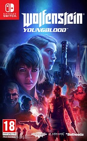 Carátula de Wolfenstein: Youngblood - Nintendo Switch