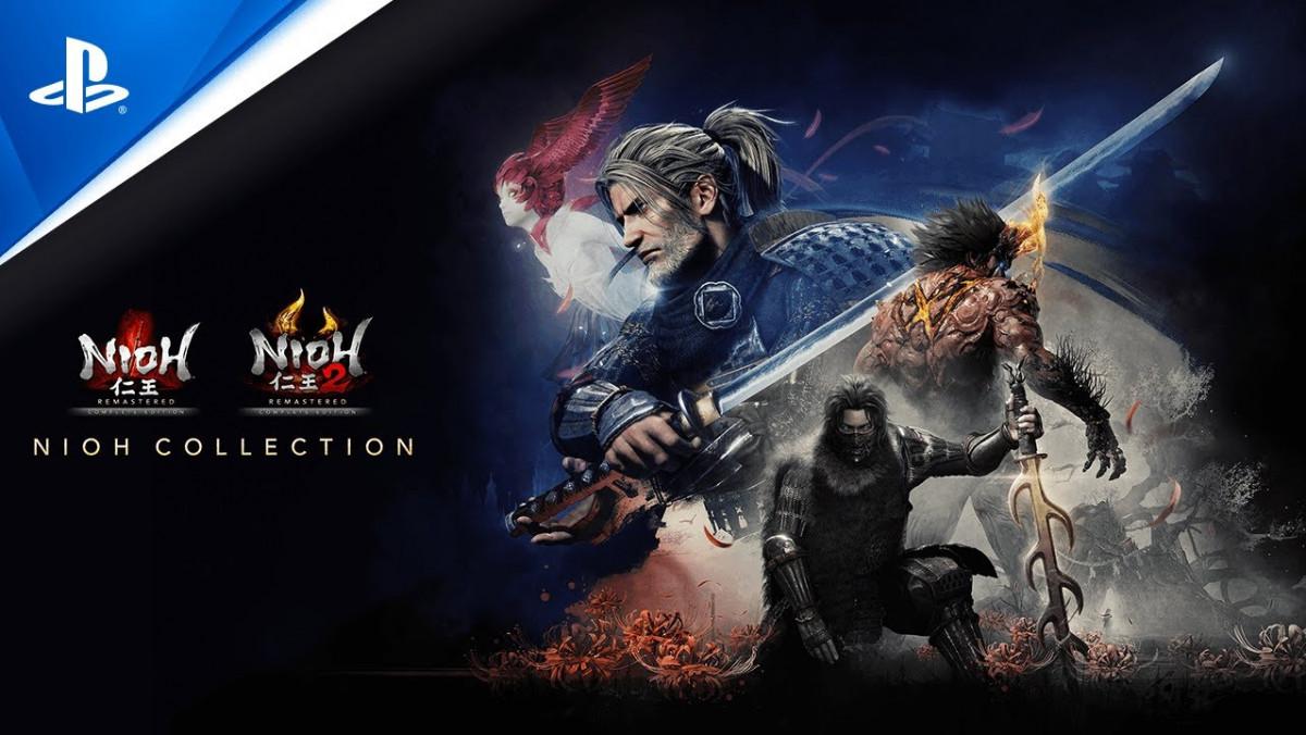 Tráiler de anuncio de The Nioh Collection, la saga de Team Ninja llega a PS5 en 2021