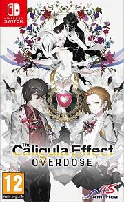 Carátula de The Caligula Effect: Overdose - Nintendo Switch