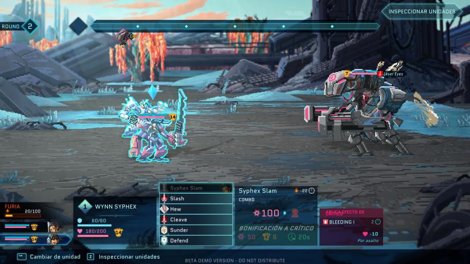 Star Renegades: Jugamos a Star Renegades, un RPG táctico que reinventa el sistema Némesis de Sombras de Mordor