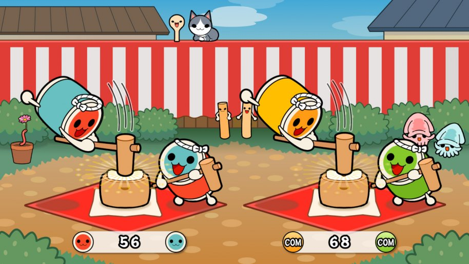 Taiko no Tatsujin Drum 'n' Fun! Nintendo Switch