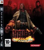 Carátula de Hellboy: Science of Evil - PS3