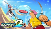 Carátula de Windjammers 2 - Nintendo Switch