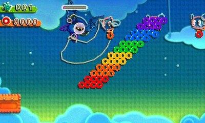 Más Kirby en el Reino de los Hilos análisis