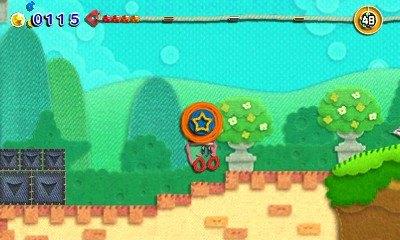 Más Kirby en el Reino de los Hilos 3DS