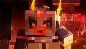Las mazmorras te esperan en Minecraft Dungeons, que presenta su tráiler de lanzamiento