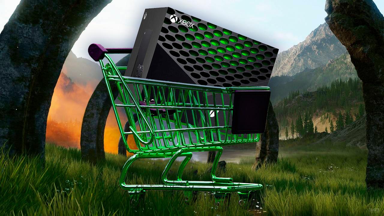 Si quieres comprar Xbox Series X esta es tu oportunidad: consolas a la venta pero corre antes de que se agoten