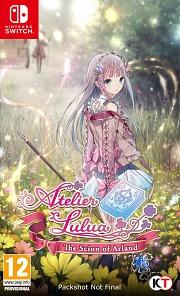 Carátula de Atelier Lulua: The Scion of Arland - Nintendo Switch