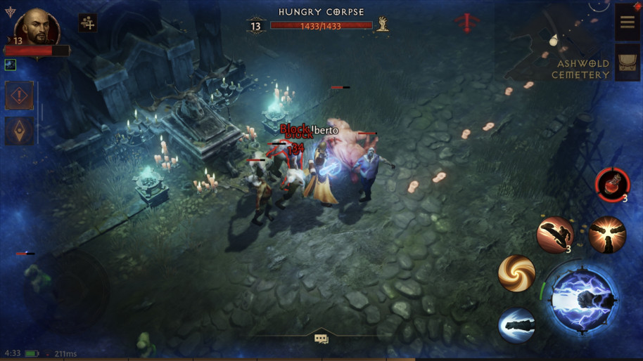 IOS Immortal Diablo