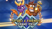 ¡Por fin! Crash VS. Spyro sobre ruedas en Crash Team Racing Nitro-Fueled