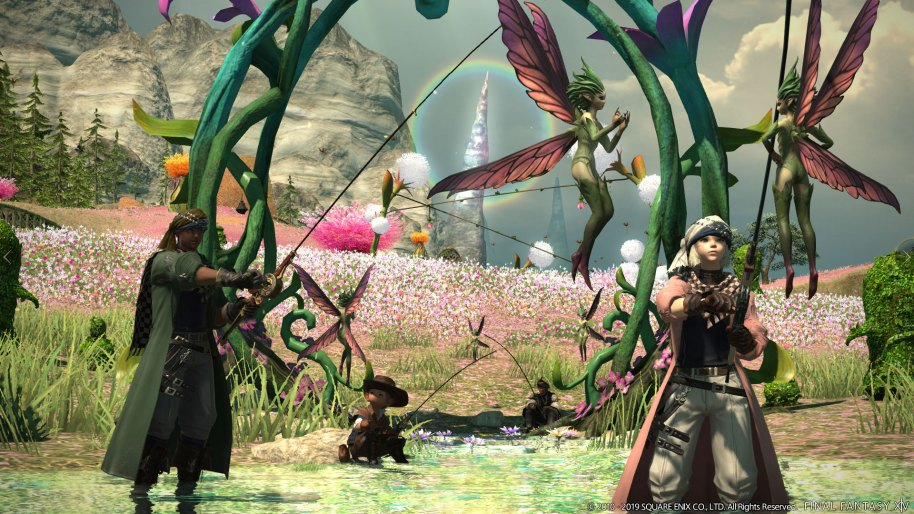 Final Fantasy XIV - Shadowbringers PC