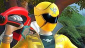 Vídeo gameplay de Power Rangers: Battle for the Grid
