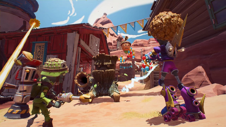Imagen de Plants vs. Zombies: La Batalla de Neighborville