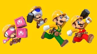 ¡Manos a la obra! Jugamos a Super Mario Maker 2 en Nintendo Switch