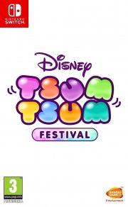 Carátula de Disney Tsum Tsum Festival - Nintendo Switch