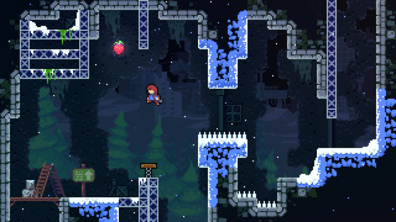 Celeste, de Matt Makes Games (2018)