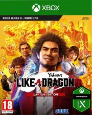 Carátula de Yakuza: Like a Dragon - Xbox Series