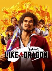 Carátula de Yakuza: Like a Dragon - PS5