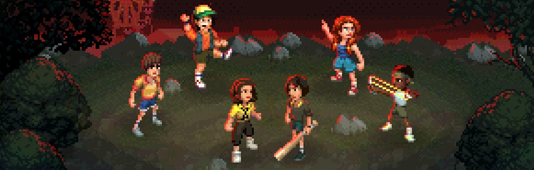 Análisis Stranger Things 3 The Game