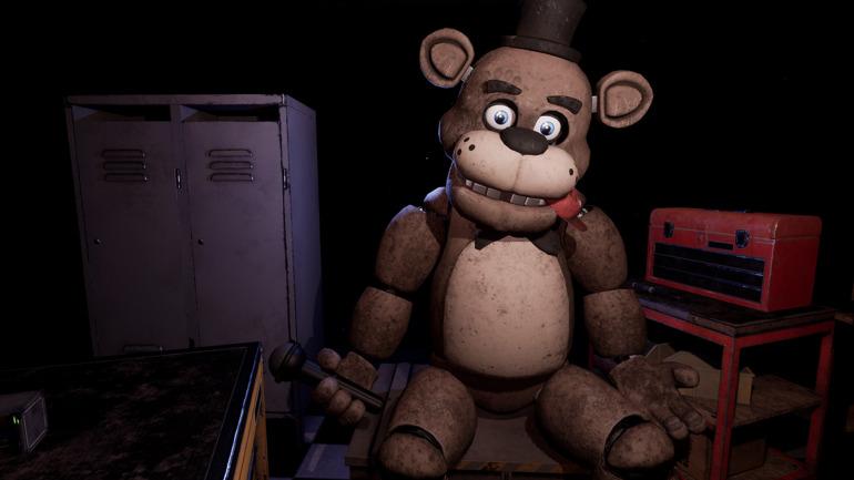 Cinq nuits chez Freddy VR: de l'aide recherchée