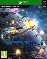 Carátula de R-Type Final 2 - Xbox Series