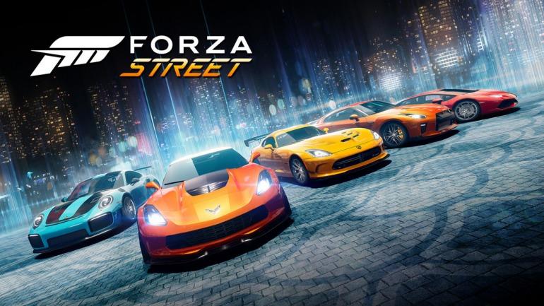Imagen de Forza Street