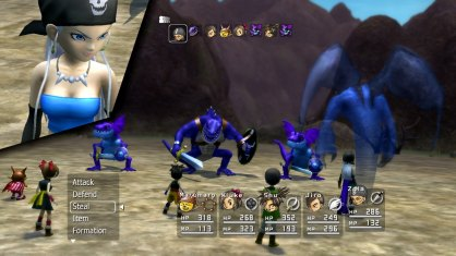 Blue Dragon análisis