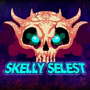 Carátula de Skelly Selest - Nintendo Switch