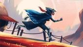 El hermoso juego de plataformas Lost Words: Beyond the Page se muestra en un nuevo tráiler