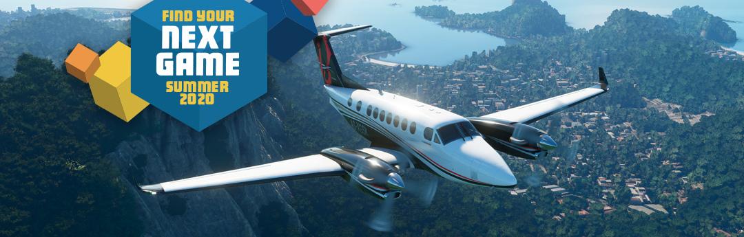 Análisis Microsoft Flight Simulator