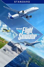 Carátula de Microsoft Flight Simulator - PC