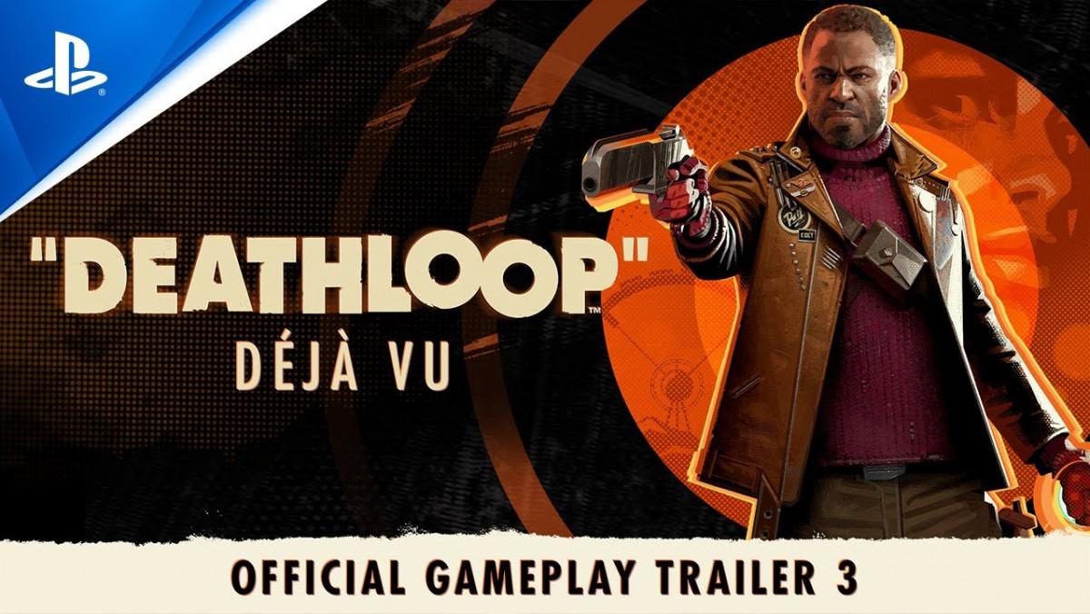 Deahtloop, de los creadores de Dishonored, presenta su tercer tráiler: déjà vu