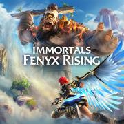 Carátula de Immortals Fenyx Rising - PC