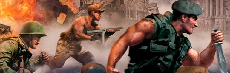 Commandos 2 HD Remaster