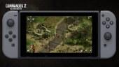 Primer tráiler de Commandos 2 - HD Remaster en Nintendo Switch, que fecha además su lanzamiento