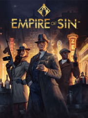Carátula de Empire of Sin - PC