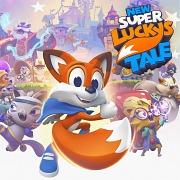 Carátula de New Super Lucky's Tale - Nintendo Switch