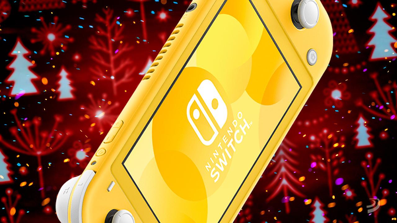 Comprar esta Nintendo Switch Lite por 199 euros con envío gratis puede ser el regalo perfecto para Navidad