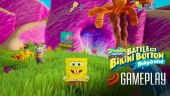 Viajamos por el mundo de Spongebob Squarepants Battle For Bikini Bottom Rehydrated en este gameplay