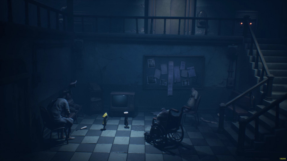 Little Nightmares 2 Xbox Series