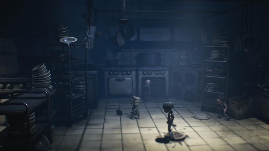Little Nightmares 2 Xbox Series