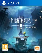Carátula de Little Nightmares 2 - PS4