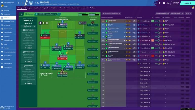 Imagen de Football Manager 2020