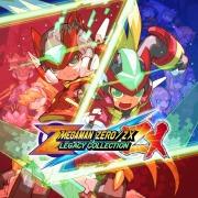 Carátula de Mega Man Zero/ZX Legacy Collection - Nintendo Switch