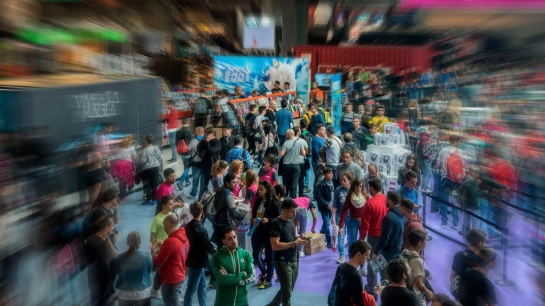 Imagen de Madrid Games Week 2019