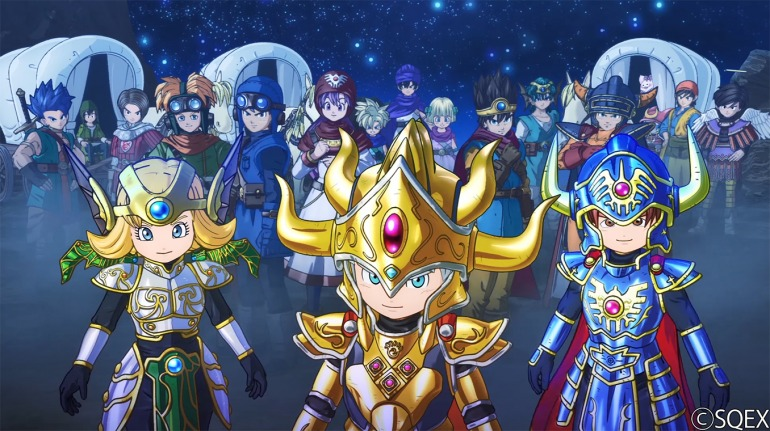 Imagen de Dragon Quest of the Stars