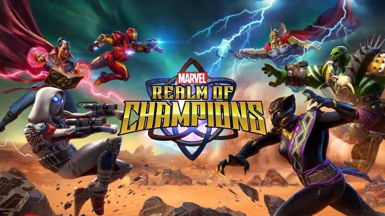 Marvel Realm of Champions es una de las últimas apuestas de Marvel en dispositivos móviles