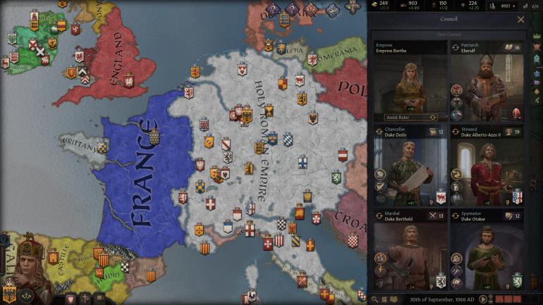 Crusader Kings III Image