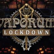 Carátula de Vaporum: Lockdown - Nintendo Switch